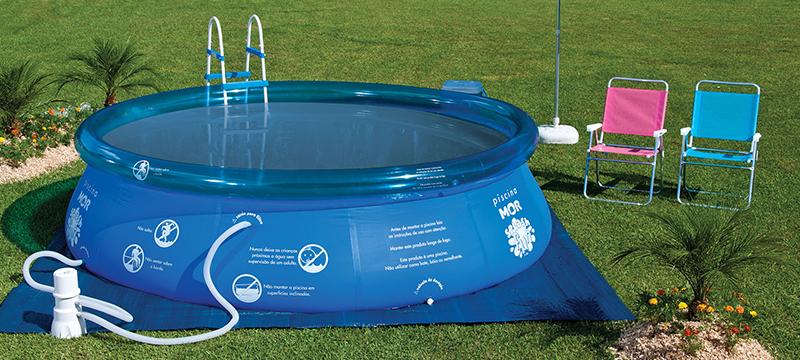 Gua cristalina aprenda como limpar a sua piscina de for Piscinas baratas de plastico