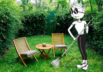 Mantenha o jardim vivo e saudável no frio