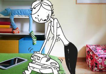 5 dicas para organizar as malas das crianças