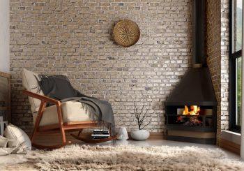 Ecológica ou tradicional, lareira garante conforto no inverno