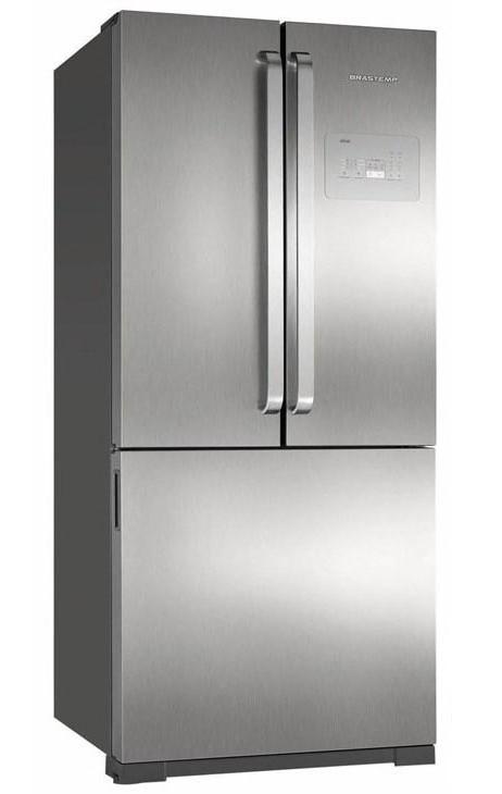 geladeira-refrigerador-brastemp-side-inverse-inox-540L