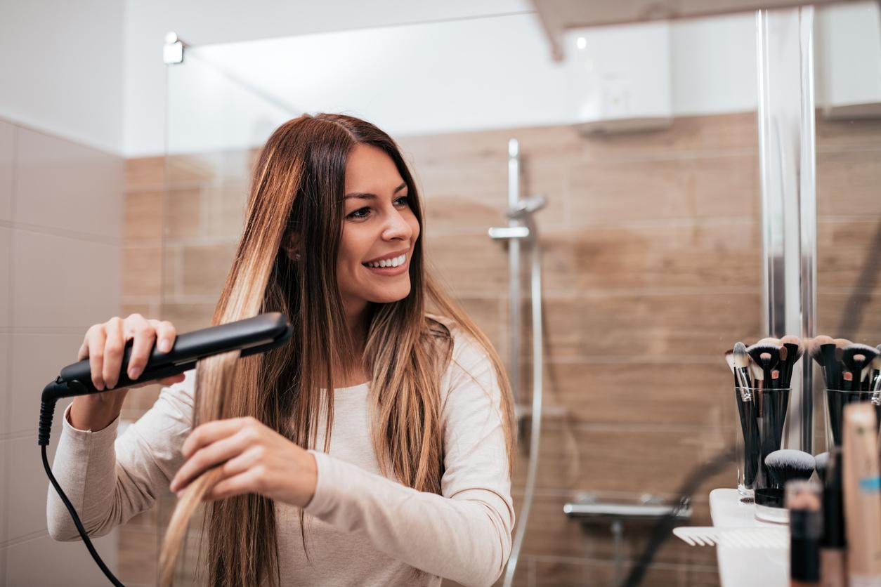 Segredos de salão: como usar a chapinha para fazer o cabelo