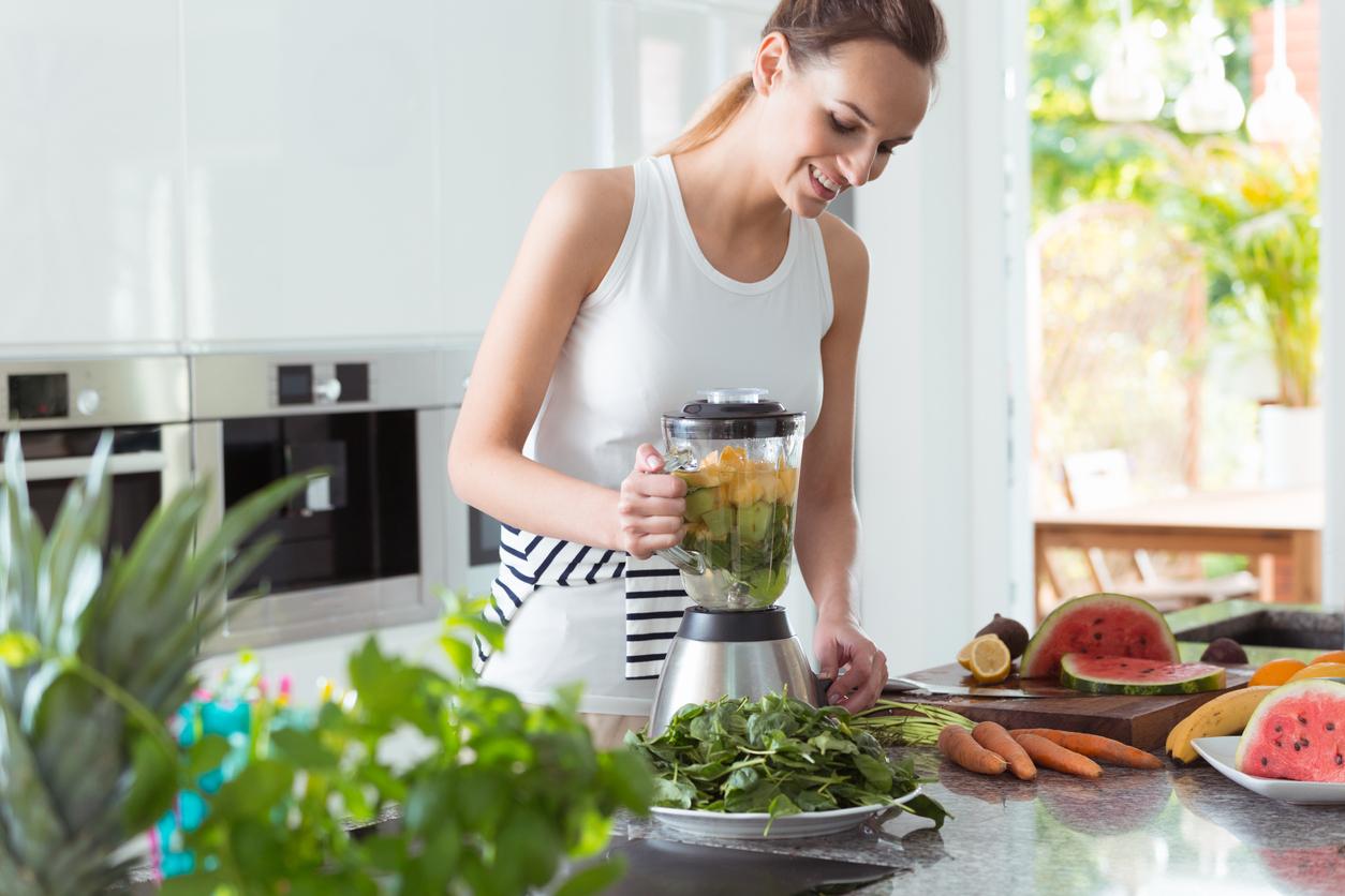 Para melhorar sua alimentação: eletrodomésticos que ajudam na dieta