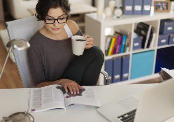 Como tornar o hábito de ler mais prazeroso e relaxante