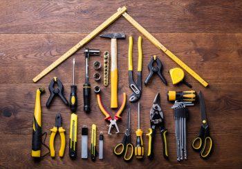 Ferramentas indispensáveis para os consertos domésticos