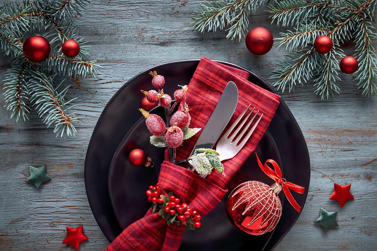 Como arrasar na decoração da mesa de jantar no fim de ano
