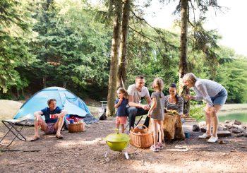Veja como acampar sem stress!