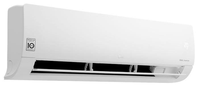 Ar condicionado LG com tecnologia thinQ