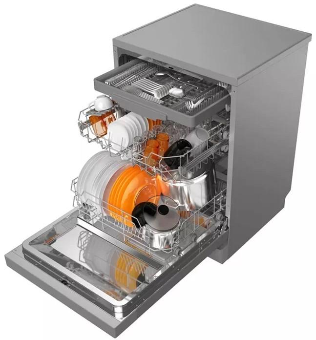 Máquina lava-louça também é opção inteligente para economias de água