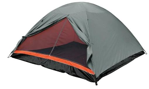 Barraca confortável garante melhor experiência ao acampar