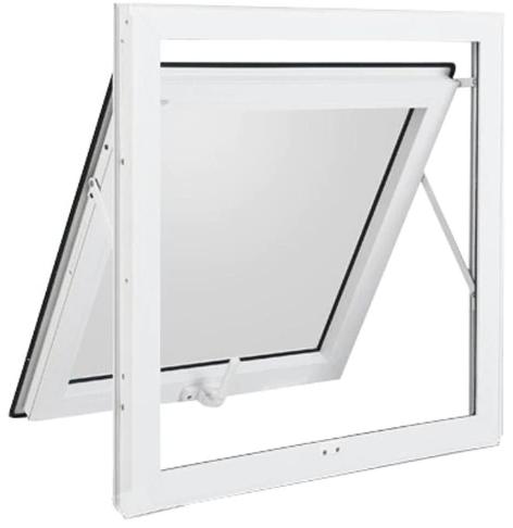 Portas e janelas de PVC são excelentes para zonas litorâneas