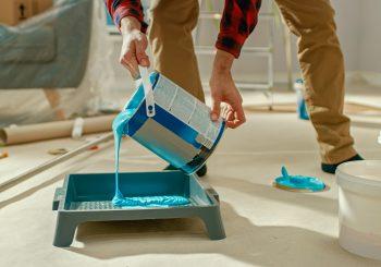 Como pintar a casa no inverno