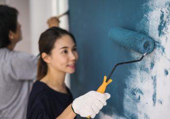 Mãos à obra: saiba como pintar paredes sem complicação